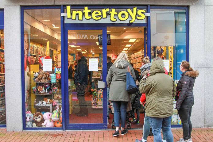 Een filiaal van Intertoys. Foto ter illustratie.