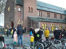 Eerste schooldag Torenlei in Esbeek
