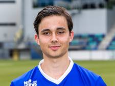 Mats Deijl tekent contract bij FC Den Bosch