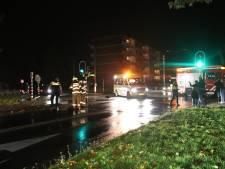Straatverlichting valt uit doordat auto tegen lantaarnpaal botst in Velp