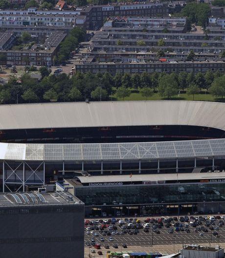 Uitgelekte mail: 'Rotterdam kiest voor nieuw stadion'
