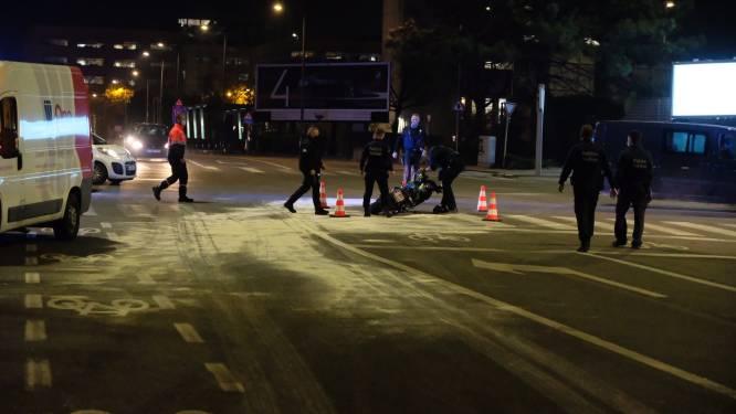 Motorrijder gewond bij aanrijding met bestelbusje