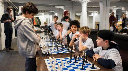 Neen, schaken is niet ouderwets