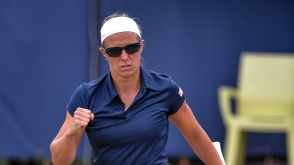 Flipkens en Mertens nemen eerste horde in Rosmalen, Wickmayer out in Nottingham