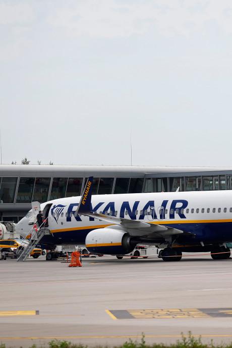 Ryanair probeert via rechter staking te voorkomen