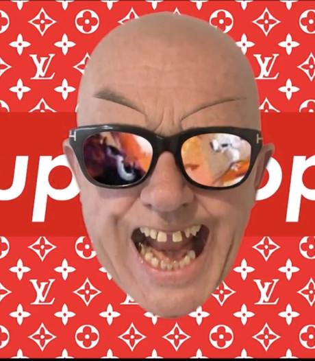 De Superhoppa-religie van Gé Smit: van een stage bij Sauna Diana tot een eigen tattoo
