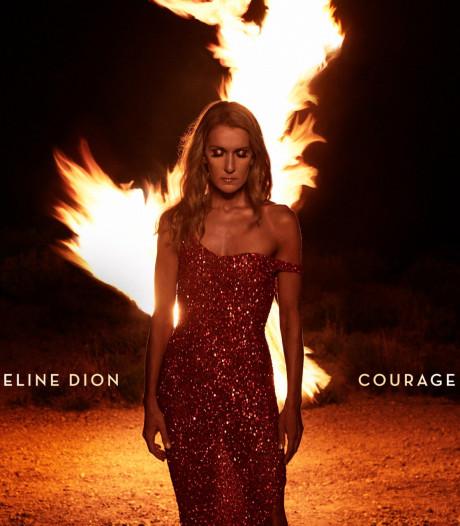 Rouwende Celine Dion slaat nieuwe weg in