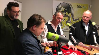 Lokale Radio Lanaken opent nieuwe studio