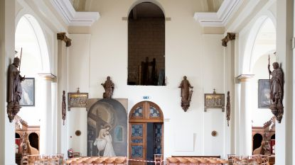 Laatste kunstwerk in veiligheid gebracht voor werken aan Bernardusabdij