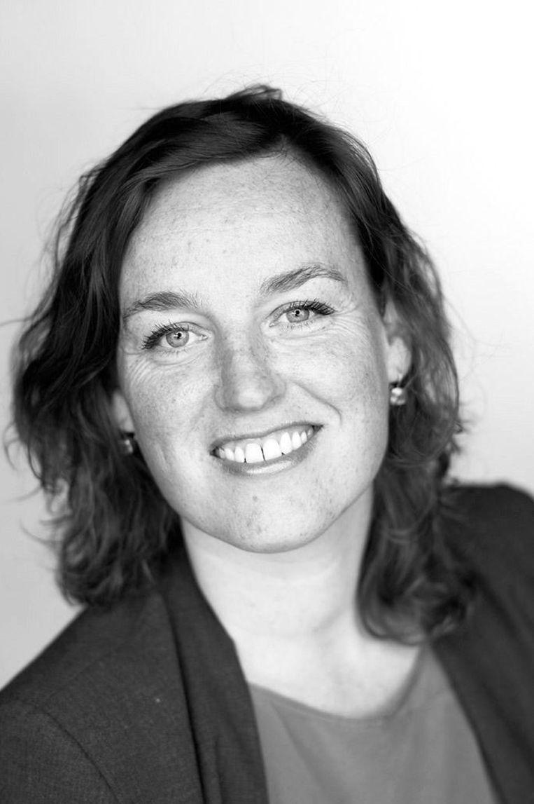 Marijke Voerman, Initiatiefnemer van het Cabral Instituut, een particuliere leergemeenschap. Beeld -