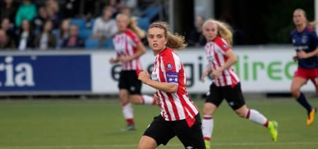 Aanvoerder Kuijpers verlengt tot 2022 bij PSV Vrouwen