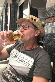 Peter Vriends vliegt dit weekend op en neer vanuit Spanje voor NAC: 'Ik kan dit echt niet missen'