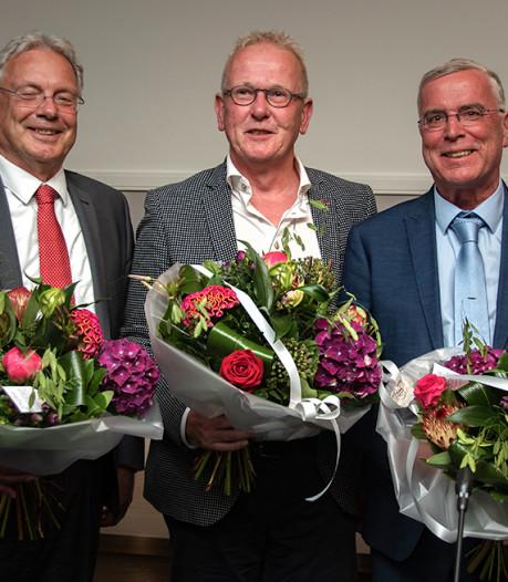 Dit zijn de nieuwe wethouders van Hilvarenbeek