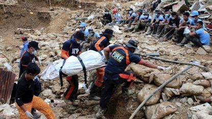 Al meer dan 150 doden door tyfoon op Filipijnen