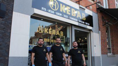 """Snackbar H Kebab opent de deuren ondanks coronamaatregelen: """"Maar enkel afhalen is mogelijk"""""""
