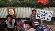 Golf van aanslagen in zuiden van Thailand