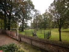 Beelden toch stap te ver op Rijssense begraafplaats