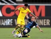 Dortmund walst over Paderborn heen, Sancho blinkt uit