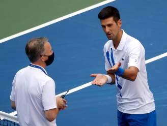 Duur incident Djokovic: hij is al zijn rankingpunten en flinke som prijzengeld kwijt en krijgt 10.000 dollar boete