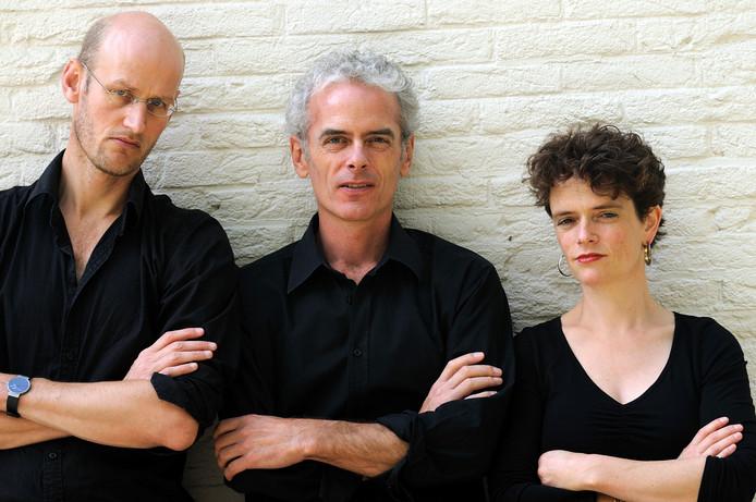 Het Charivari Trio.