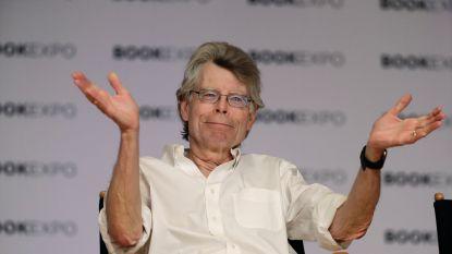 Gouden tijdperk voor Stephen King: alweer een roman die verfilmd wordt