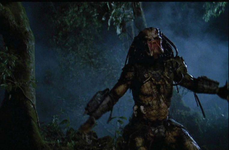 Monster in Predator (1987) Beeld Amercent Films