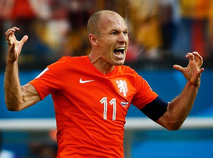 Floor Wesseling: 'Voor Nike ontwierp ik het Oranje-shirt voor het WK van 2014, waarop de klassieke witte leeuw heel prominent terugkeerde op het shirt. Op dat ontwerp ben ik nog steeds heel trots.'