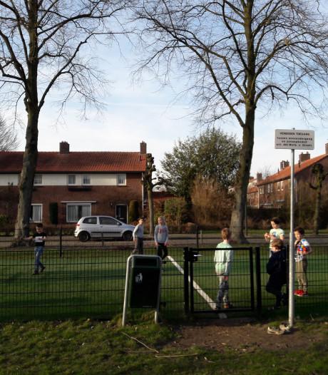 Buren zijn de knallen van Oisterwijks pannaveldje beu