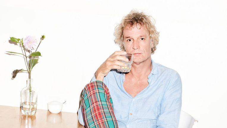 Jeroen Pauw: 'Ik denk dat het niet goed is als je vanuit een positie die niet gelijkwaardig is, ineens naast elkaar zit.' Beeld Valentina Vos