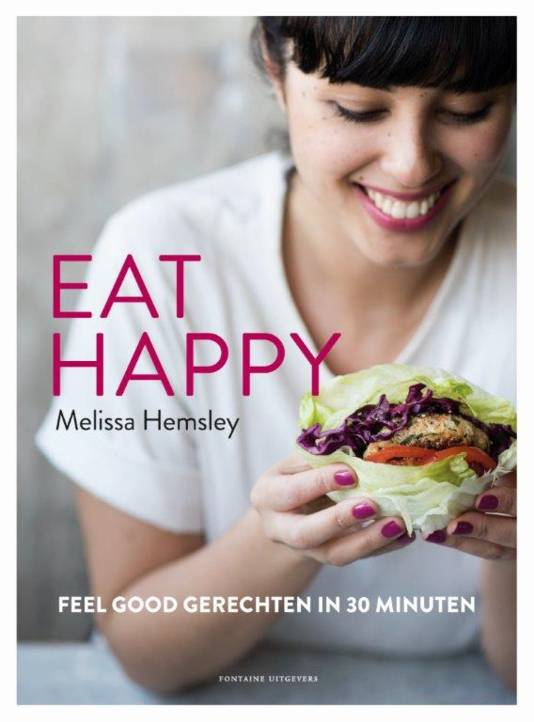 Eat Happy (Fontaine, €29,95)