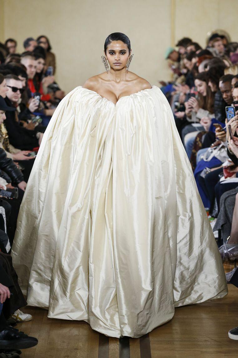 Paris Fashion Week.  Beeld Team Peter Stigter