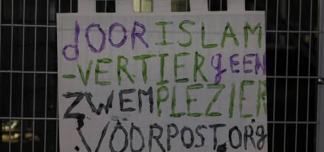 Burgemeester Ridderkerk: 'Onruststokers De Fakkel hadden alle kleuren van de regenboog'