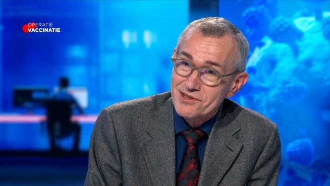 """Vandenbroucke over vaccinatie: """"Mensen zullen soort van oproepingsbrief krijgen"""""""