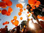 Oranjecomité: 'Achter besluit om geen ballonnen op te laten'