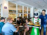 Snackbar van de toekomst: hier word je bediend door een robot