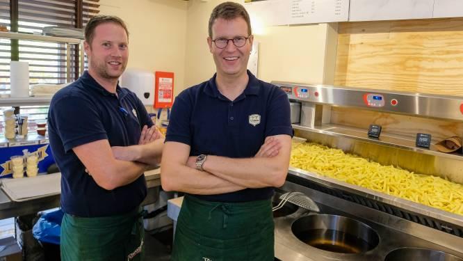 Nieuwe frituur Zone 7 brengt frieten en oude meesters samen