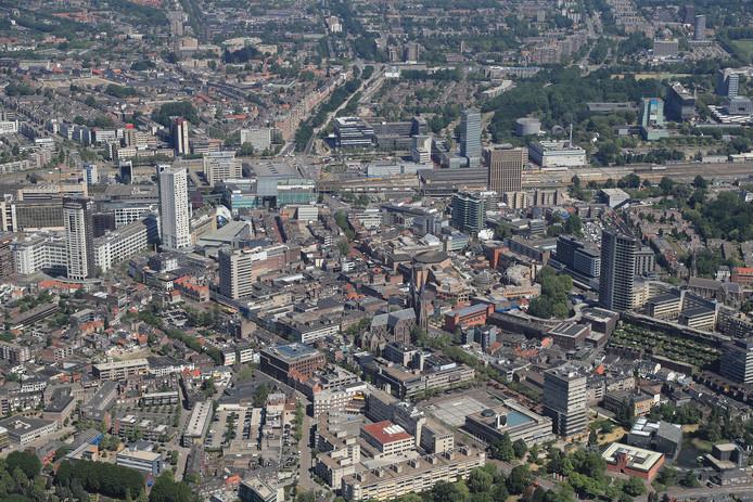 De wens om het centrumgebied van Eindhoven te vergroten bestaat al veertig jaar.