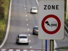 Zone à basses émissions à Bruxelles: 7.379 amendes infligées, plus de 2,5 millions d'euros collectés