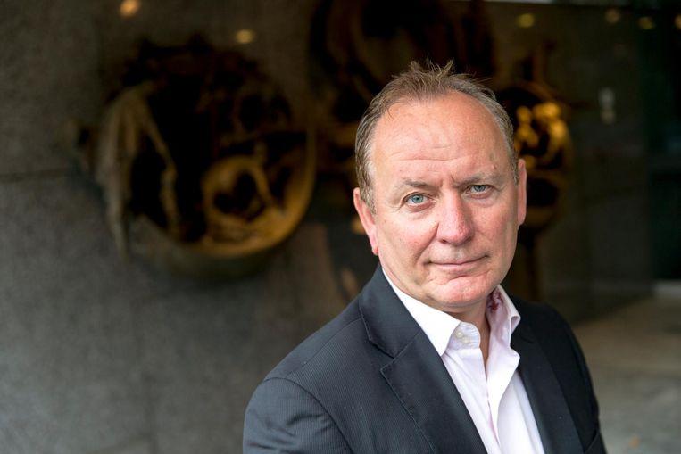 Voorzitter van de Nederlandse Politiebond Jan Struijs. Beeld anp