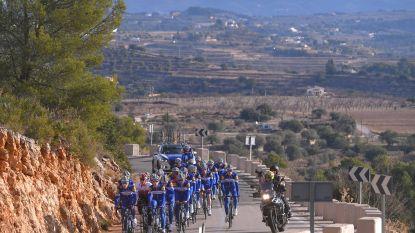 VIDEO: Quick.Step Floors op stage in Calpe: Gilbert met ambitie naar Roubaix, Gaviria gaat voor zeges in de Tour