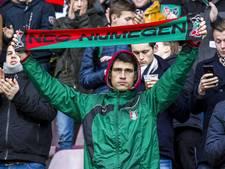 Bezoekersvak NEC bijna uitverkocht voor de derby