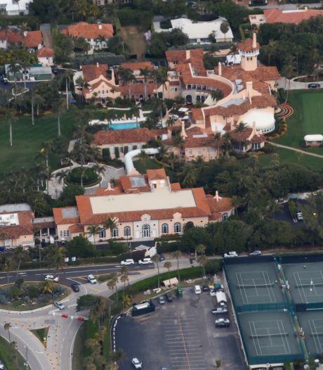 Trump entame sa vie d'après dans sa résidence de luxe de Mar-a-Lago