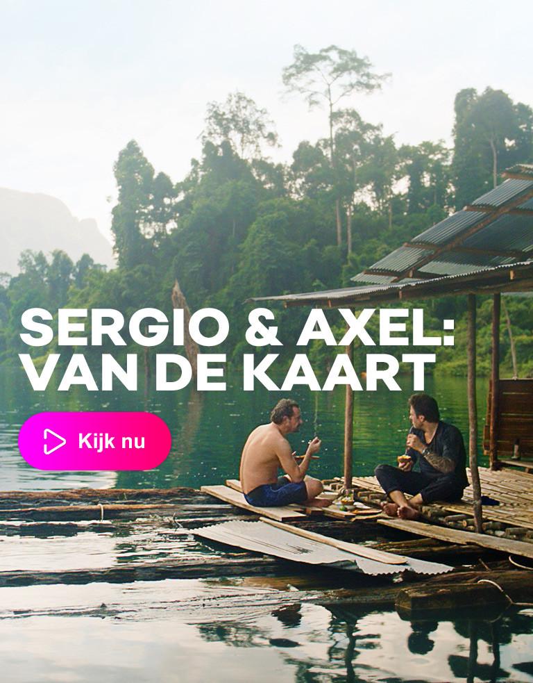 Sergio & Axel: Van de Kaart