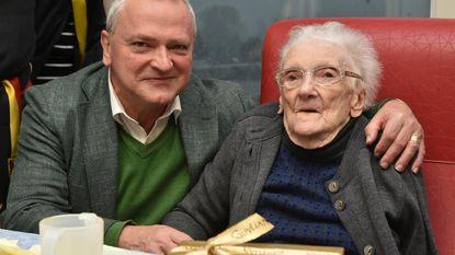 Anna weer kerngezond om 105de verjaardag te vieren