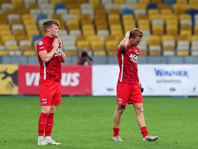Ferdy Druijf en Dani de Wit.