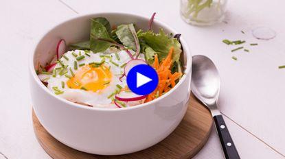 Superfood op z'n kleurrijkst! Maak zelf deze heerlijke rainbow bowl met quinoa