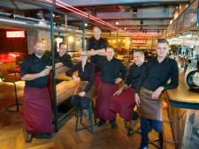 De Leeren Doedel in Arnhem is nu een Amerikaans restaurant met 'veel bier en vlees'