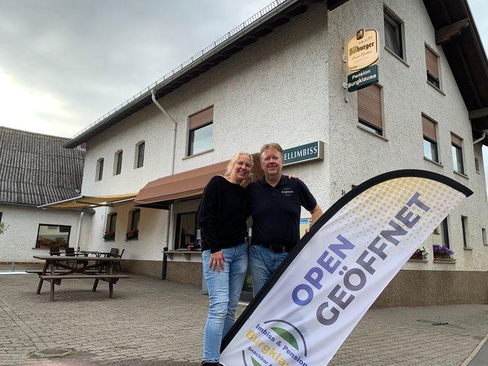 Gastenverblijf Marco Slinger en Angela Zandbergen