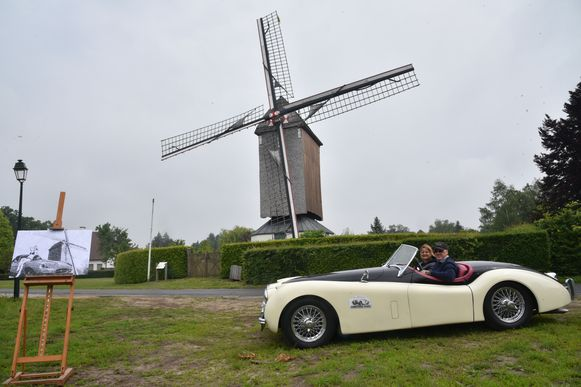 Double You City Classics : fotoshoot in Sint-Martens-Latem