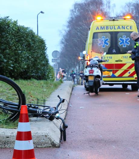Twee gewonden bij ongeval in Hapert